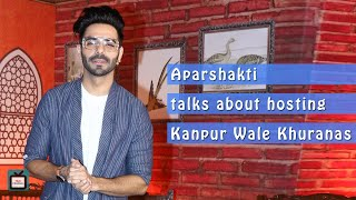 There's healthy competition between Kapil Sharma and Sunil Grover: Aparshakti | Exclusive | - TELLYCHAKKAR