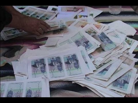 Dunya News-Peshawar Police Arrested Fake Currency Dealers