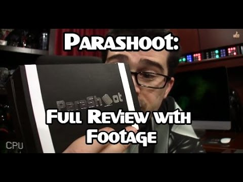 ParaShoot Review