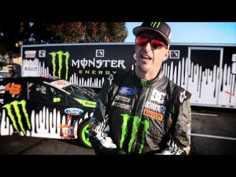 Ken Block introduces the Gymkhana GRID Invitational