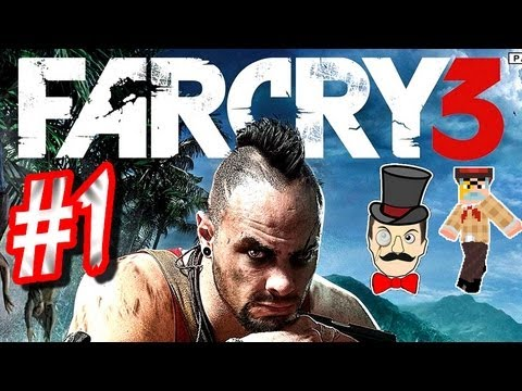 FAR CRY 3 Gameplay Part 1 Walkthrough!
