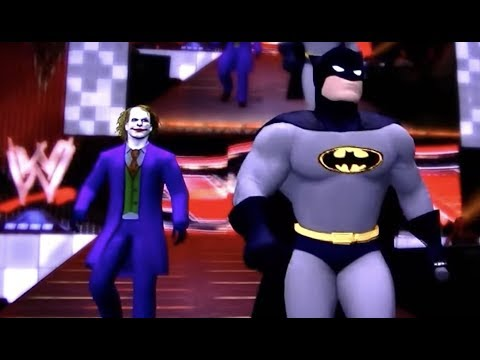 WWE'12 *Marvel vs Dc Comics*