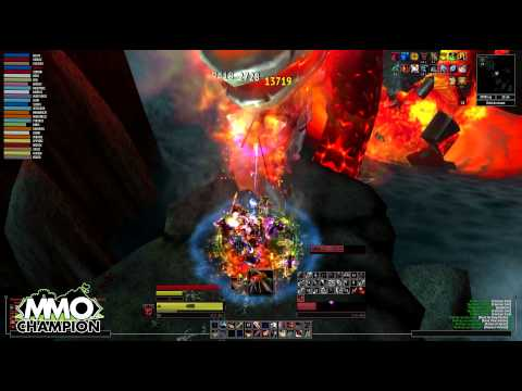 PTR Dragon Soul Raid Boss Madness of Deathwing - Rogue PoV