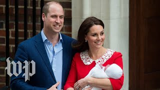It's a boy! Here's what you need to know about Britain's latest little Royal - WASHINGTONPOST