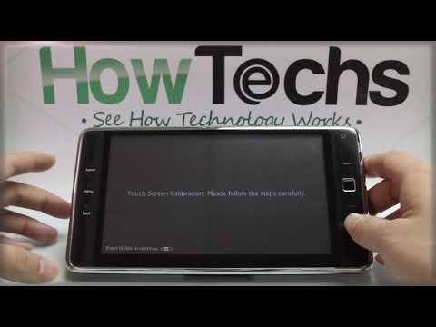 How to Master Reset Huawei Ideos Tablet S7
