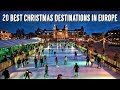 20 Best Christmas Holiday Destinations in Europe