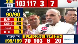 BJP's strategy after the result of Assembly elections 2018 - ZEENEWS