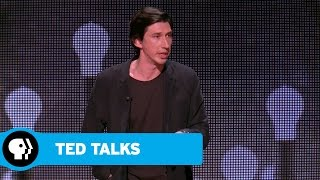 TED Talks: War and Peace | Adam Driver on Why He Joined the Marines | PBS - PBS