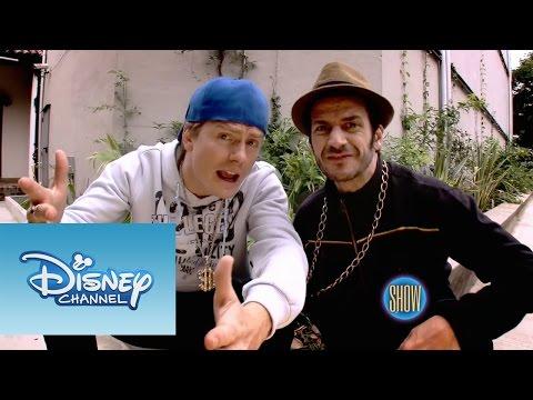 The U-Mix Show: Rap de Piadas com Ezequiel Rodriguez e Joaquin Berthold