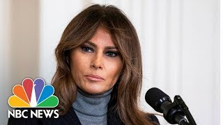 Special Report: First Lady visits Texas border city - NBCNEWS