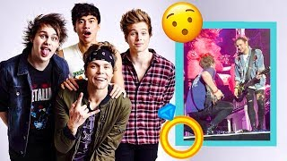 5SOS CRAZIEST on-stage moments!! | Hollywire - HOLLYWIRETV