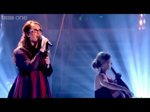 The Voice UK 2013 | Andrea Begley performs 'One Of Us' - The Live Semi-Finals - BBC One