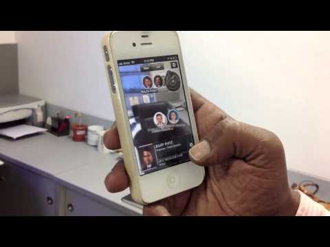 SAP HCM Konnect (HCM+) - SAP Augmented Reality Mobile App