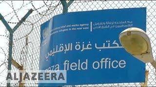 US cuts UNRWA funding by more than half - ALJAZEERAENGLISH