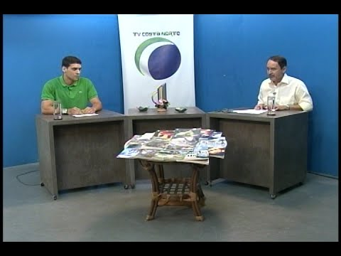 Tv Costa Norte - Sala com Matheus Rodrigues