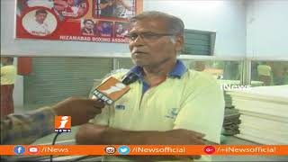 Nizmabdad Boxer Mohammed Hussamuddin Wins Bronze in CWG 2018 | Face To Face With His Father | iNews - INEWS