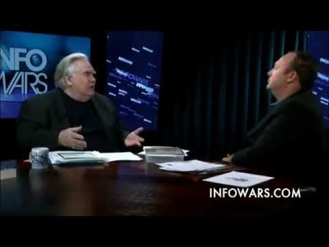 Texe Marrs and Alex Jones Talk About Israel 3/14/2013