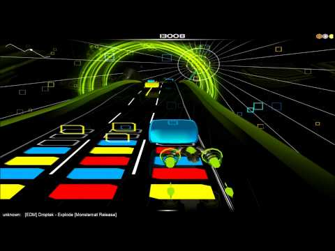 AudioSurf #2 [EASY 2/3] - Droptek - Explode
