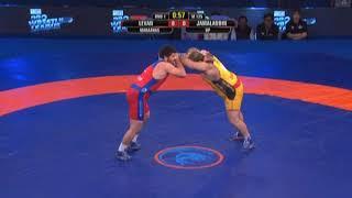 PWL 3 Day 11: Jamaladdin Magomedev Vs Levan Berianidze at Pro Wrestling League Season 3 | Highlights - NEWSXLIVE