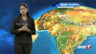Weather Forecast 30-04-2016 – News7 Tamil Show