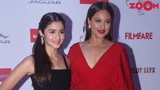 Alia Bhatt & Sonakshi Sinha REACT on Kalank's poor performance | Bollywood News - ZOOMDEKHO