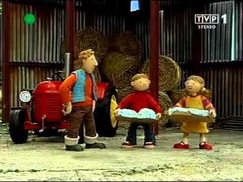 Czerwony Traktorek   Urodziny Czerwonego Traktorka...