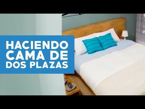 V deo youtube como hacer una cama h galo usted mismo for Como hacer una cama de madera de 2 plazas