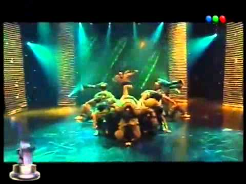 Elements Company Talento Argentino 2011 Final