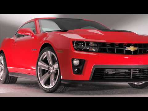 2012 Chevrolet Camaro ZL1 - First Look