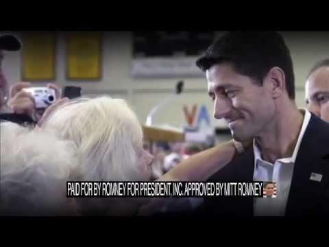 Election 2012 Romney Against Medicare