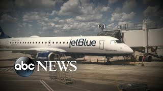 Crew members on Jet Blue flights sickened - ABCNEWS