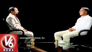 Interview With TRS Leader Harish Rao - Innerview - V6NEWSTELUGU