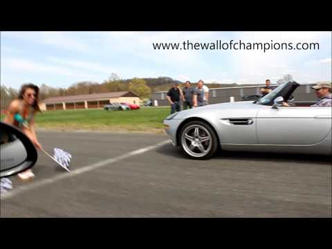 2014 Porsche Cayman S (981 Model) vs. BMW Z8