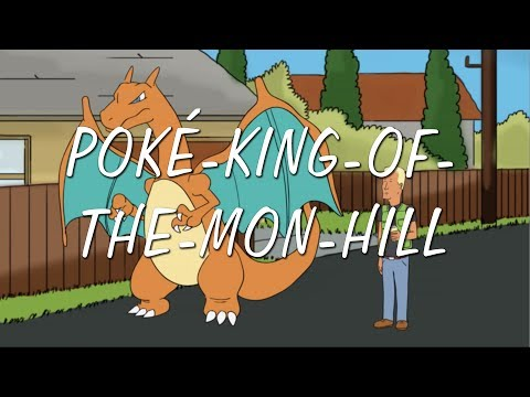 Pokémon and King of the Hill: Weirdest Crossover Cartoon Ever?