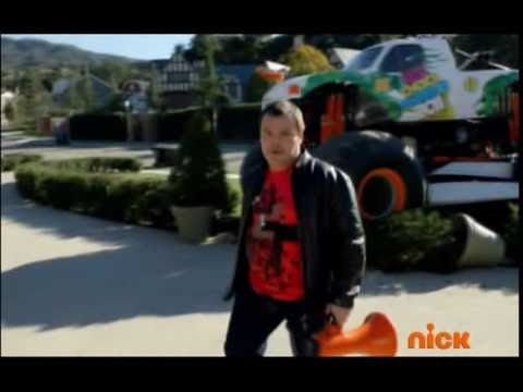 Nickelodeon UK - Jack Black To Host Kids Choice Awards 2011 - Promo