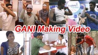 Gani | Telugu Short Film | Making Video | By Naani Voola - YOUTUBE