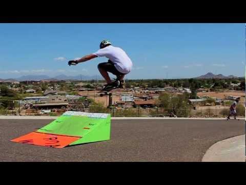 Longboarding: Bumblebomb Slide Jam 2012