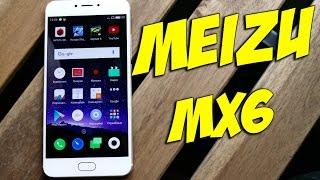 Meizu MX6 - Обзор