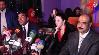محامي صافيناز: نحترم شاهيناز النجار.. والإبراشي سبب أزمتنا معها