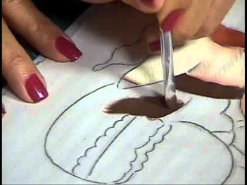 DetallesMagicos con MimiLuna Pintura en Tela parte3..WWW,TREMENDALUNA.COM