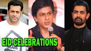 Khans of Bollywood's EID celebrations! | Bollywood News