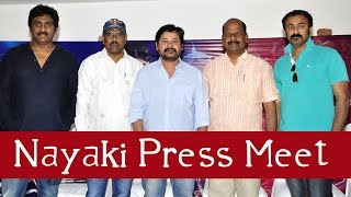 Nayaki Movie Press Meet | Trisha | Govi | Raghu Kunche | Latest | Tollywood | Videos | Indiaglitz - IGTELUGU