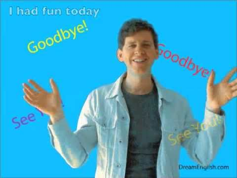 The Goodbye Song for Children