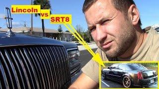 Про SRT8/Как заколхозить Американскую классику/ Мой Lincoln