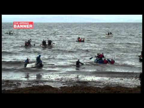 Blackwaterfoot Raft Race 2012