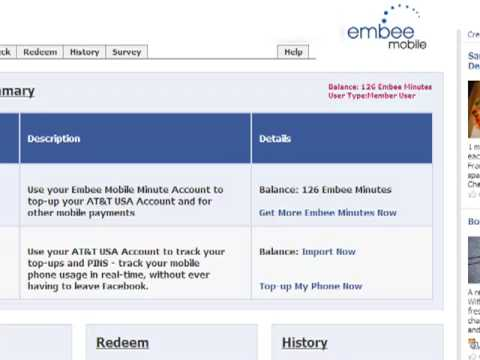Embee Mobile Wallet on Facebook – Get Free