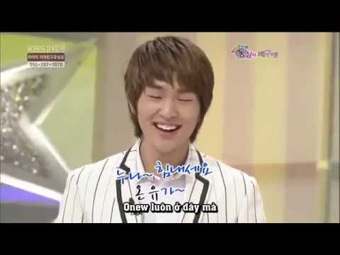 [Vietsub] Noona, Cheer up (SGB cut) - SHINee Onew