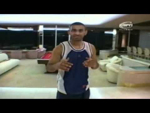 Prince Naseem Hamed - The Sweet Science of Boxing (Very Funny)