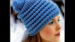 #Вязание_Вяжем_Сами #Шапочка_на осень Вязание для начинающих