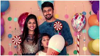 Sreeja Kalyan Daughter Nivrithi Birthday Celebration Photos   Tollywood Updates - RAJSHRITELUGU